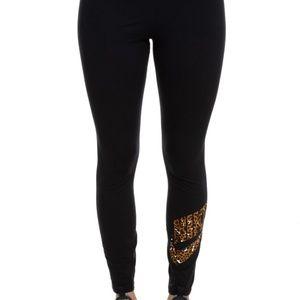 Nike Plus Sportswear Animal Print Leggings